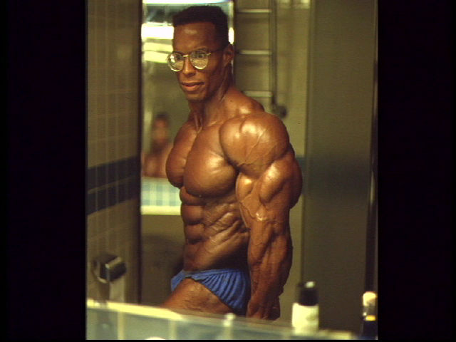 Being So Focused On My Goals - Shawn Ray Intense Bodybuilding Motivation!