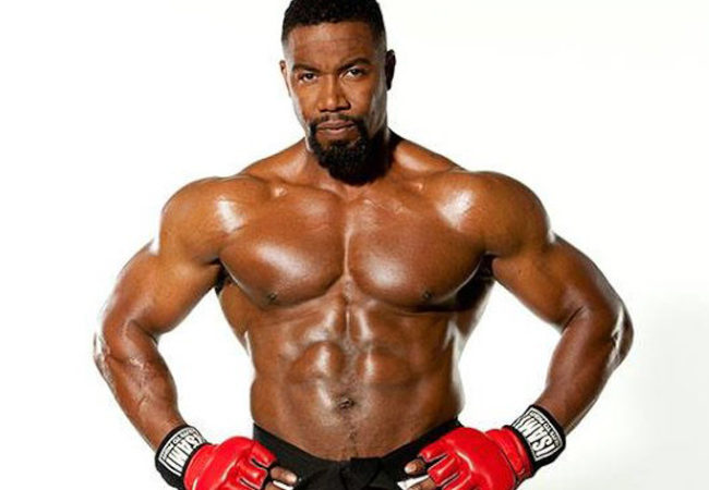 Michael Jai White With A Few Martial Arts Tips On Kicking