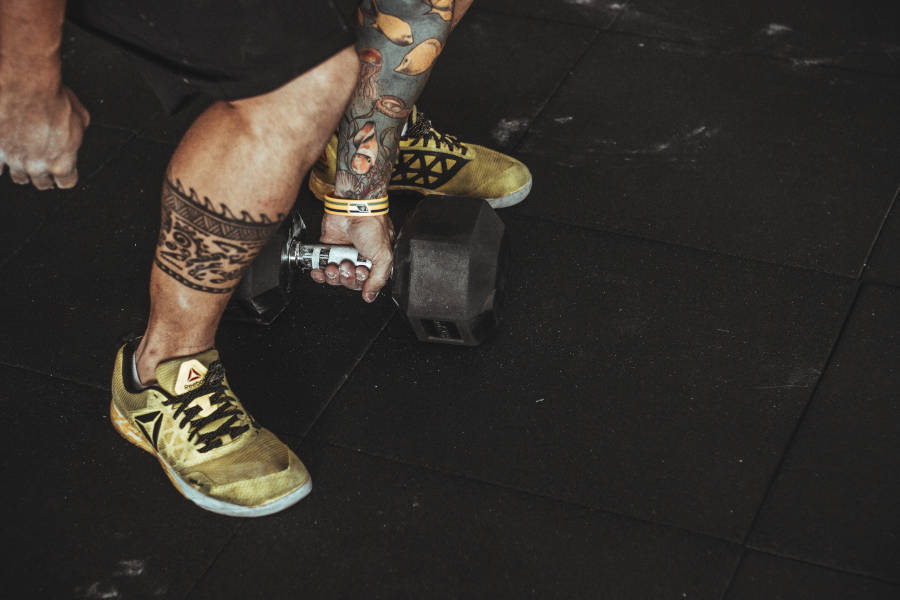 How To Get Addicted To Exercise: Replacing The Bad In Life With The Good
