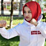 Zeynep Makbule Akyüz kung fu girl