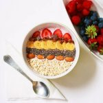 fruits breakfast bowl