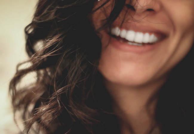 teeth tooth dentist smile woman