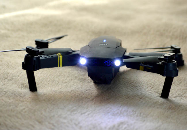 Tech Review: Basic Emotion Drone Review