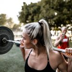 squats fit girls