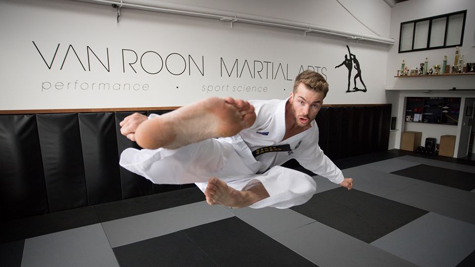 Taekwondo Back Kick Tutorial AKA Back Piercing Kick By Carl van Roon