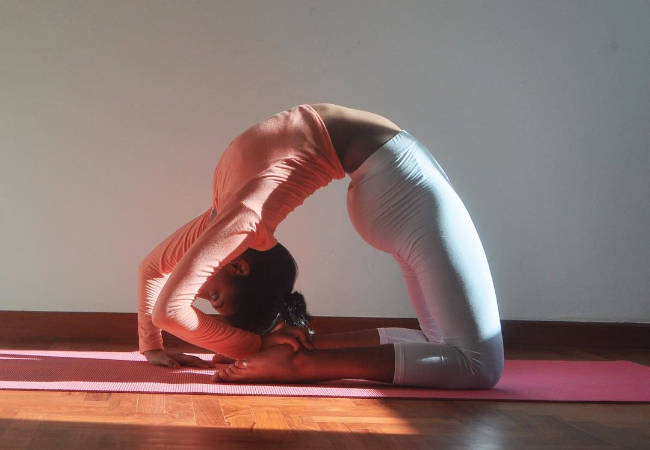 One On One With 19 Year Old Yogi, Anjali Mehta