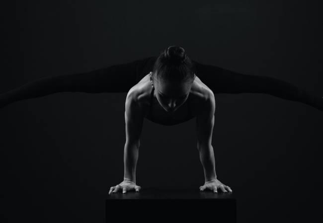 planche gymnastics