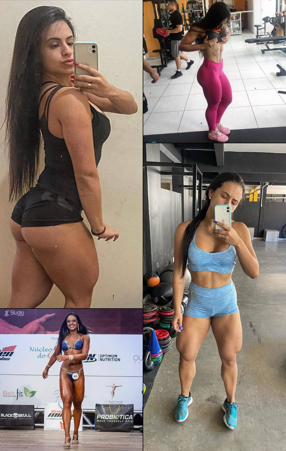 Brazilian Trainer And Business Woman, Juliana Carvalho