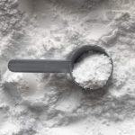 white powder supplement