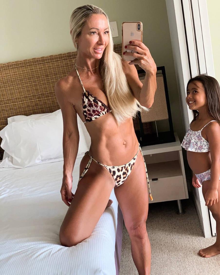 Gymnastics, Calisthenics And Flexibility Motivation With Leah Kingsley