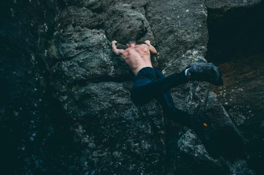 rock climbing fun workouts