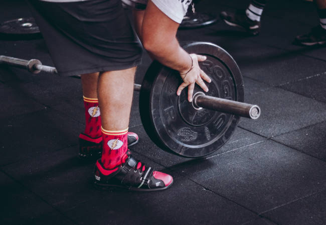 5 Best Weightlifting Shoes On Today's Market