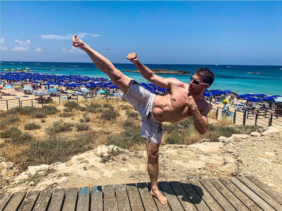 Alain Moussi Martial Arts Motivation