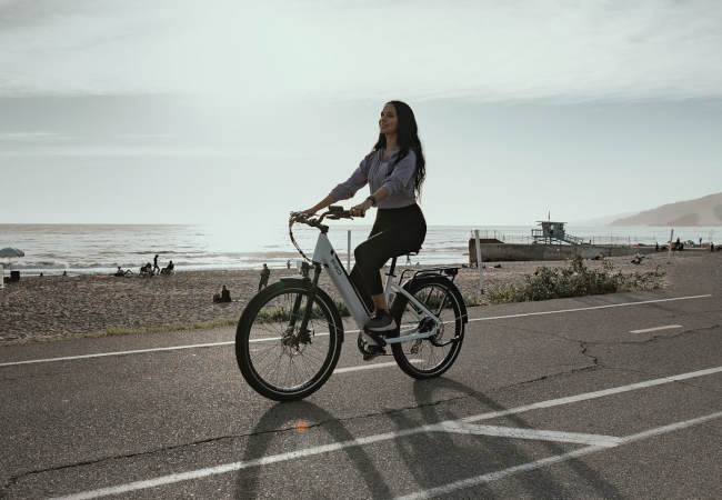 Electric Bikes For Fitness, Training With An E-Bike